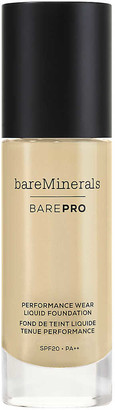 bareMinerals BAREPRO 24-Hour Full Coverage Liquid Foundation SPF20 30ml