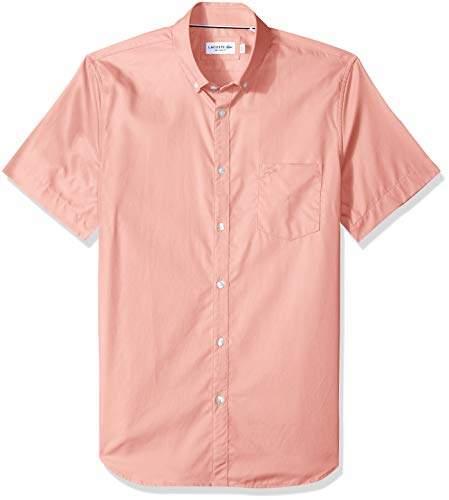 f6553a60 Lacoste Men's Shortsleeve Shirts - ShopStyle