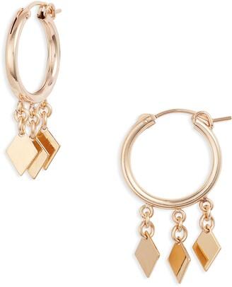 Set & Stones Charlize Hoop Earrings
