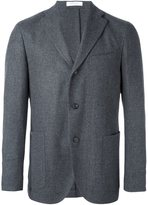 Boglioli three-button blazer