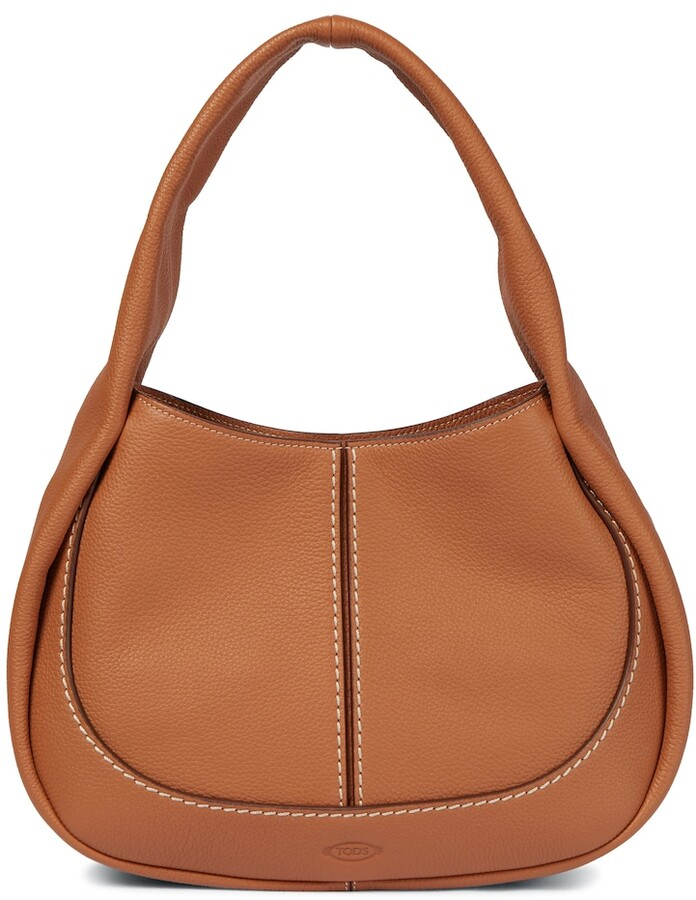 Thumbnail for your product : Tod's Small leather shoulder bag