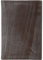 Tommy Bahama Leather Bifold Wallet