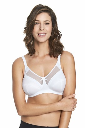 Royce Women's Charlotte Wire-Free Cotton-Lined Comfort Bra