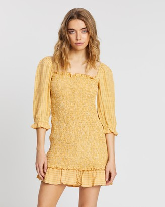 Faithfull The Brand Es Saada Mini Dress