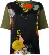 Dries Van Noten floral print T-shirt - women - Silk/Cotton - S