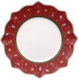 Villeroy & Boch Toys Delight Flat Plate Red
