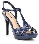 Gianni Bini Heleena Patent Leather Dress Sandals