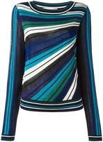 Diane von Furstenberg 'Joletta' jumper - women - Silk/Cotton/Polyester/Viscose - S