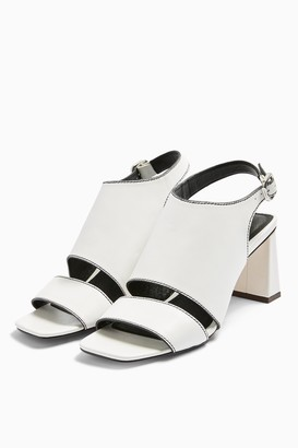 Topshop NATEISHA Block Sandals
