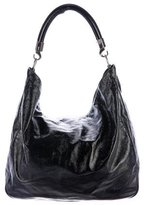 Saint Laurent Patent Leather Roady Bag