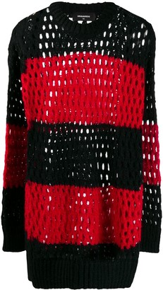 DSQUARED2 Oversized Chunky Jumper
