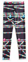 Terez Girl's Soada Saga Candy Necklace Leggings