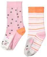 Joules 2 Pack of Cat and Mouse Socks