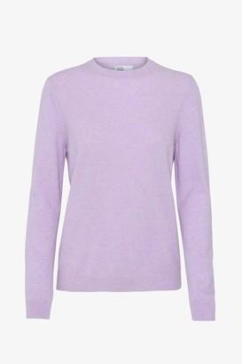 Colorful Standard - Lavender Pink Light Merino Wool Knit - XS