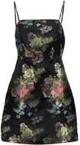 New Look ORIENTAL Shift dress black
