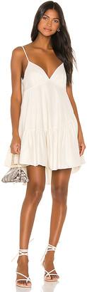 L'Academie Ovie Mini Dress