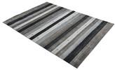 Solo Rugs Jaxtyn Hand Loomed Wool Runner Area Rug, Brown, 2 x 10