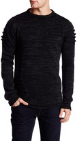 Ron Tomson Long Sleeve Cut-Out Sweater