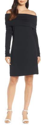 Lilly Pulitzer Belinda Off the Shoulder Banded Dress