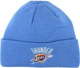 adidas Oklahoma City Thunder Cuff Knit Hat