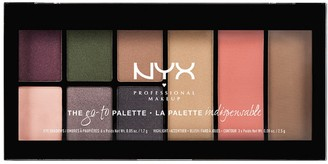NYX The Go-To Palette