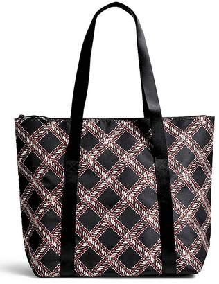 Vera Bradley Minsk Plaid Cooler Bag