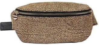 Borbonese Small Suede Op Waist Bag