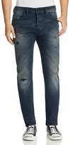 Diesel Buster New Tapered Fit Jeans in Denim