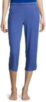 Asstd National Brand Cool Girl Capri Cropped Pajama Pants
