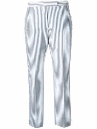Thom Browne Bar Stripe Slim-Fit Trouser