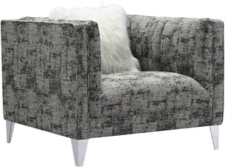 Chic Home Montmarte Black Accent Chair