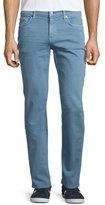 7 For All Mankind Slimmy Freshwater Denim Jeans, Blue