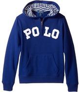 Polo Ralph Lauren Magic Fleece Long Sleeve Pullover Hoodie Boy's Sweatshirt