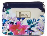 Harrods Tropical Floral Cosmetic Bag
