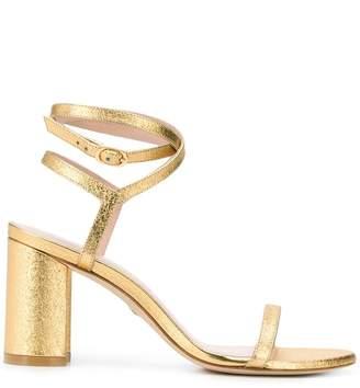 Stuart Weitzman Wrap Strap Sandals