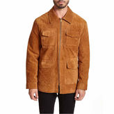 Excelled Leather EXCELLED MULTI PCKT SUEDED HIPSTER