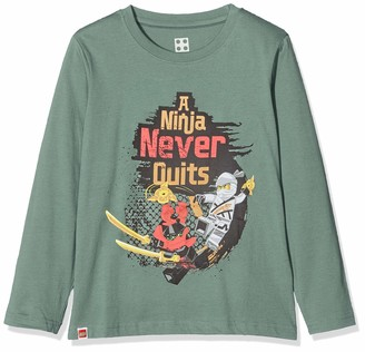 Lego Boy's cm Ninjago Long Sleeve Top