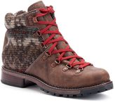 Woolrich Rockies Women's Mid Cut Lace-Up Hiking Boots