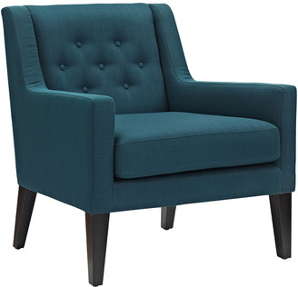 Modway Earnest Upholstered Fabric Armchair