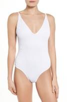 Topshop Women's Pamela One-Piece Swimsuit