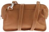 Women's Piel Leather Convertible Handbag/Clutch/Shoulder Bag 3070