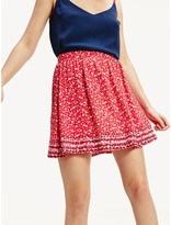 Tommy Hilfiger Embroidered Skirt