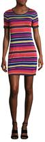 Trina Turk Viveka Striped Sheath Dress