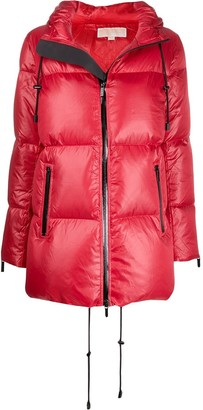 MICHAEL Michael Kors Zipped Padded Coat