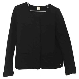 Des Petits Hauts Black Cotton Jacket for Women