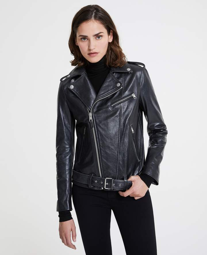 AG Jeans The Reese Moto Jacket