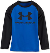 Under Armour Graphic-Print Raglan T-Shirt, Toddler Boys (2T-5T) & Little Boys (2-7)
