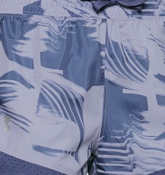 Under Armour Girls' UA Sprint Printed Shorts