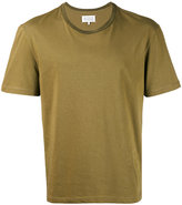 Maison Margiela classic plain T-shirt - men - Cotton - 46