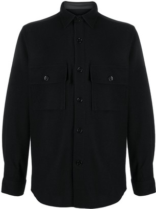 Theory Goldwin Rossland shirt jacket